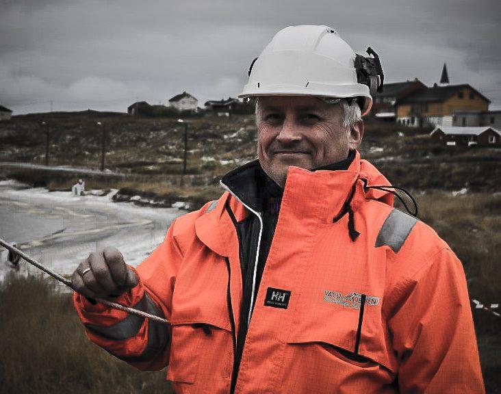 Stig Kristiansen er Daglig Leder i bedriften som snart feirer 20 år!